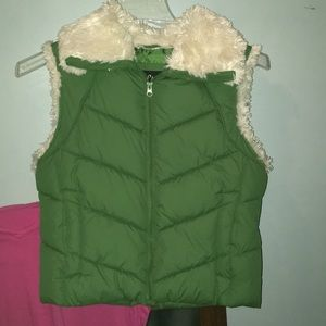 Big chill sleeveless puffer jacket